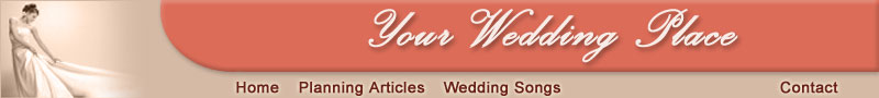 Your Wedding Place Wedding Planning